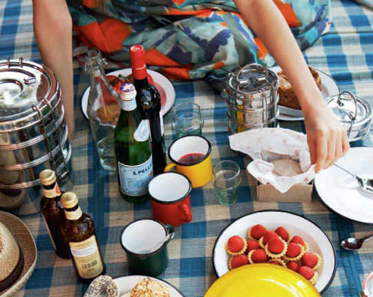 Let's Have a Picnic: gallery slide thumbnail 4
