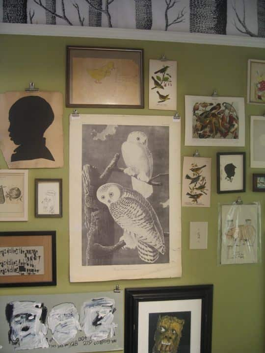 Art Hangings For The Restless and The Non-Committers: gallery slide thumbnail 3