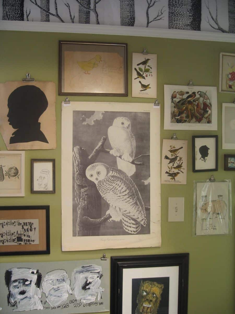 Art Hangings For The Restless and The Non-Committers: gallery slide thumbnail 8