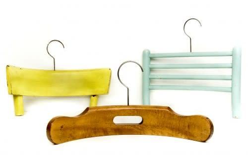 Abitudini Chair Back Hangers by Resign: gallery slide thumbnail 3