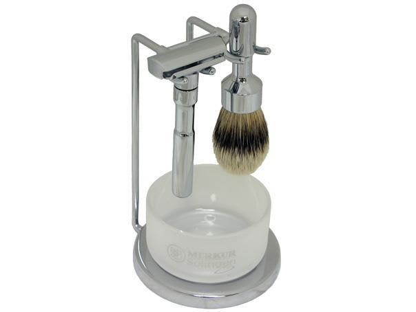 The Old-Fashioned Shave on Display: gallery slide thumbnail 6