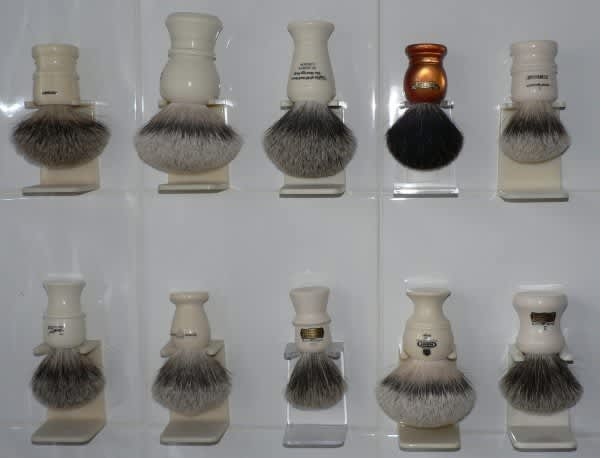 The Old-Fashioned Shave on Display: gallery slide thumbnail 7
