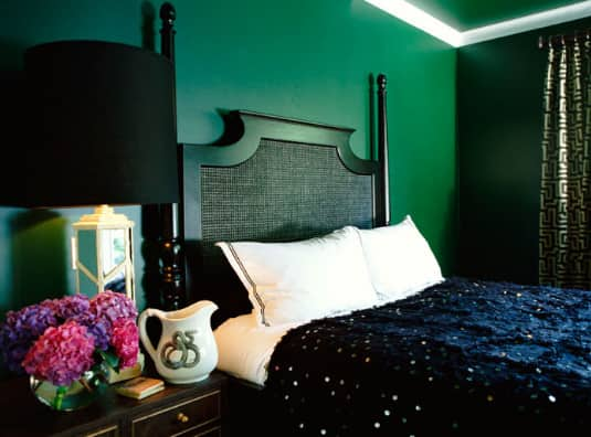 Gorgeous Greens Throughout the House: gallery slide thumbnail 5