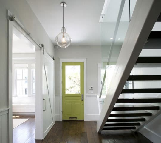 Gorgeous Greens Throughout the House: gallery slide thumbnail 3