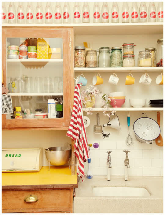 A Sunny South African Kitchen: gallery slide thumbnail 4