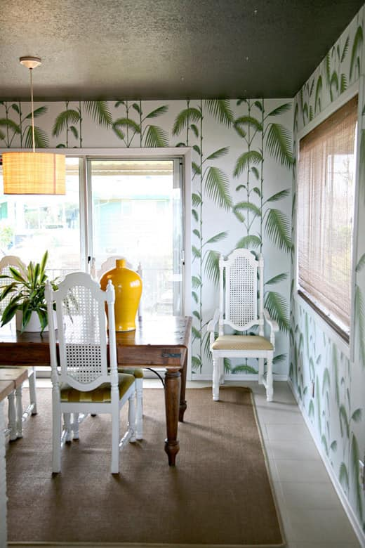Wow Wallpapers from Our House Tours: gallery image 6