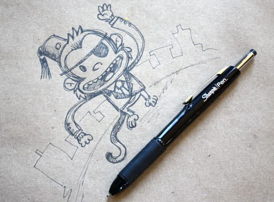 The Sharpie Pen: Tested, Tried and Treasured: gallery slide thumbnail 2