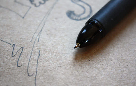 The Sharpie Pen: Tested, Tried and Treasured: gallery slide thumbnail 3