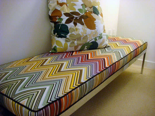 Color Me Missoni: Missoni in the Home: gallery slide thumbnail 1