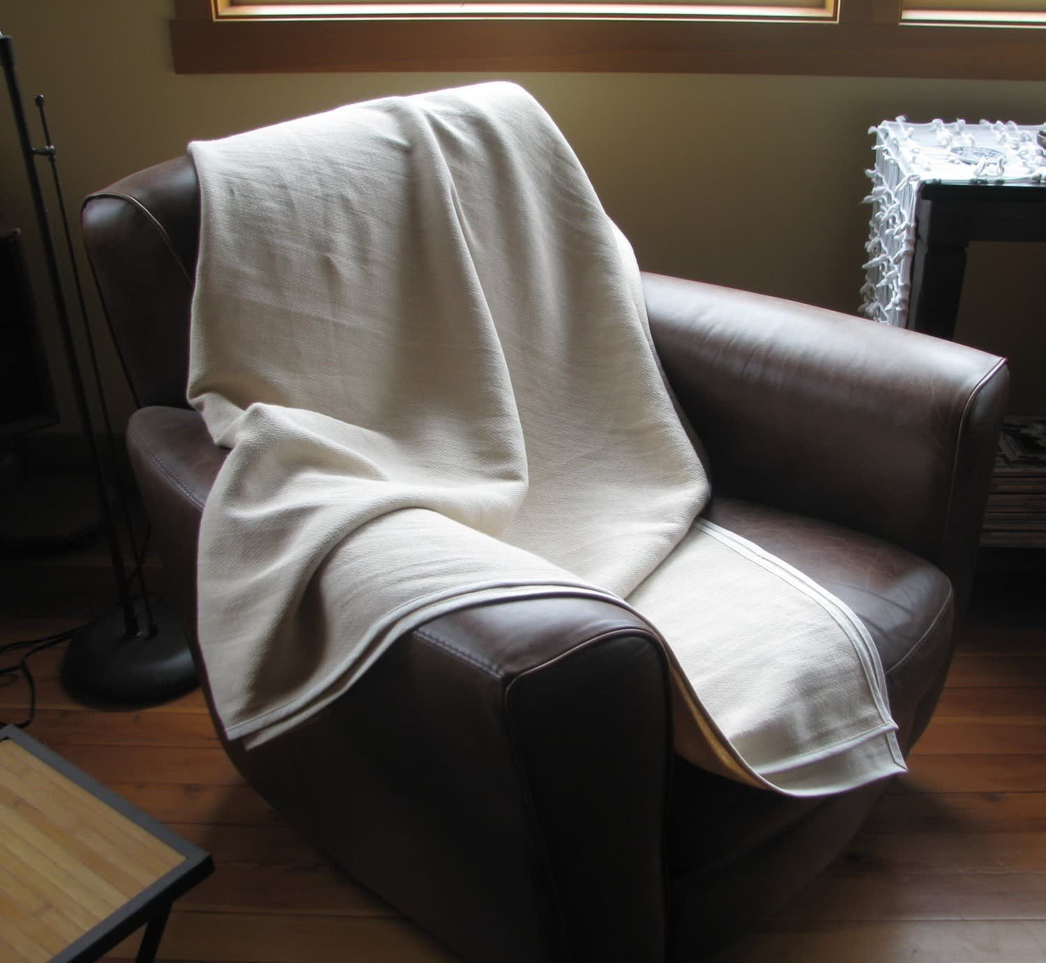 Getting Cozy: Sweater Inspired Throw Blankets: gallery slide thumbnail 5