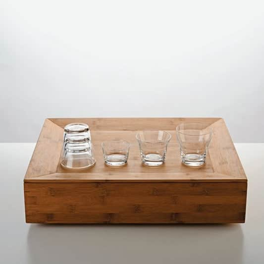 Tray and Container in One: Alessi Fat Tray & Container: gallery slide thumbnail 3