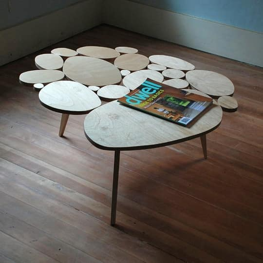 9 Beautifully Green Coffee Tables: gallery slide thumbnail 3