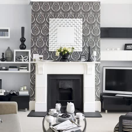 Outfitting the Area Around Your Fireplace: gallery slide thumbnail 2