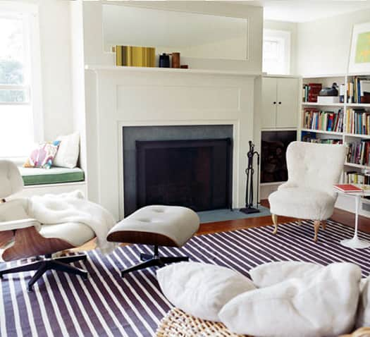 Outfitting the Area Around Your Fireplace: gallery slide thumbnail 8