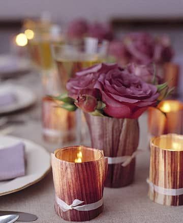 Inspiration: Beautiful Centerpieces for Your Holiday Table: gallery slide thumbnail 6
