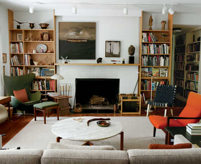 Outfitting the Area Around Your Fireplace: gallery slide thumbnail 10