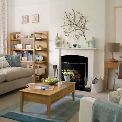 Outfitting the Area Around Your Fireplace: gallery slide thumbnail 4