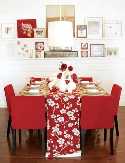 Inspiration: Beautiful Centerpieces for Your Holiday Table: gallery slide thumbnail 4