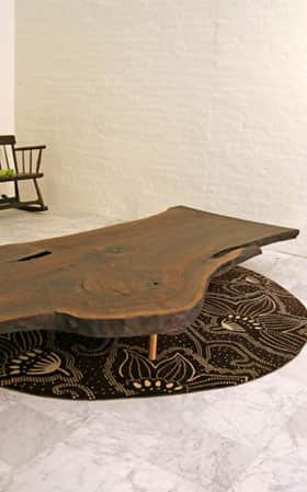 9 Beautifully Green Coffee Tables: gallery slide thumbnail 7