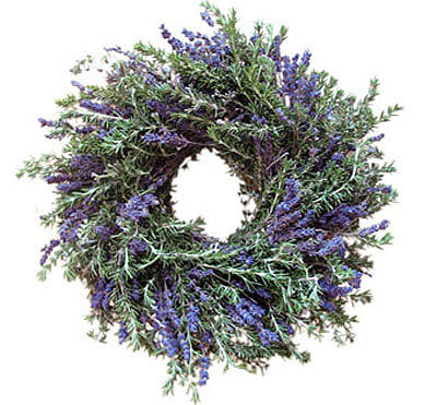 8 All Natural Wreaths: gallery slide thumbnail 3
