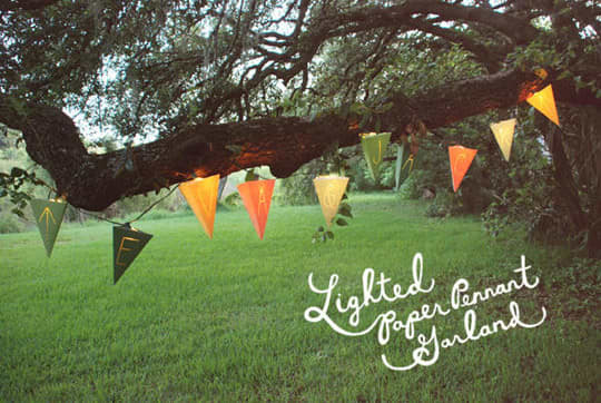 Go For The Gusto Garland: 10 DIY Ideas: gallery slide thumbnail 8