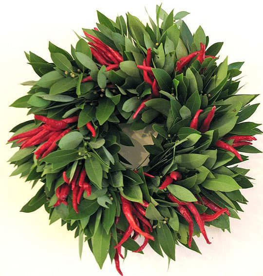 8 All Natural Wreaths: gallery slide thumbnail 2