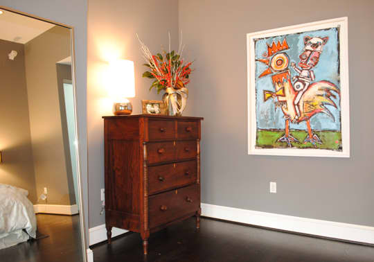 Ralph and Drew's Comfortably Current Townhome: gallery image 24
