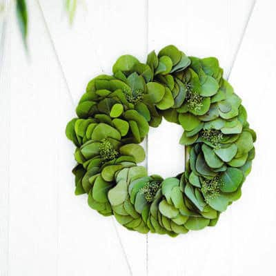 8 All Natural Wreaths: gallery slide thumbnail 6