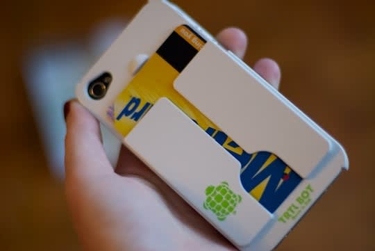 The 7 Best iPhone Cases From CES 2011: gallery slide thumbnail 6
