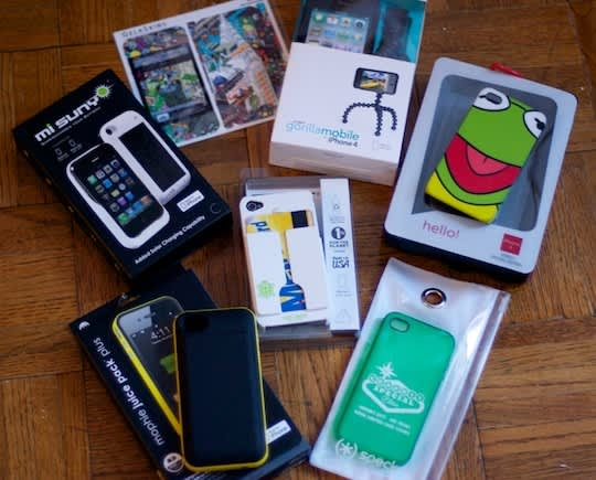 The 7 Best iPhone Cases From CES 2011: gallery slide thumbnail 10