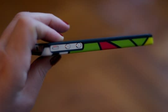 The 7 Best iPhone Cases From CES 2011: gallery slide thumbnail 1