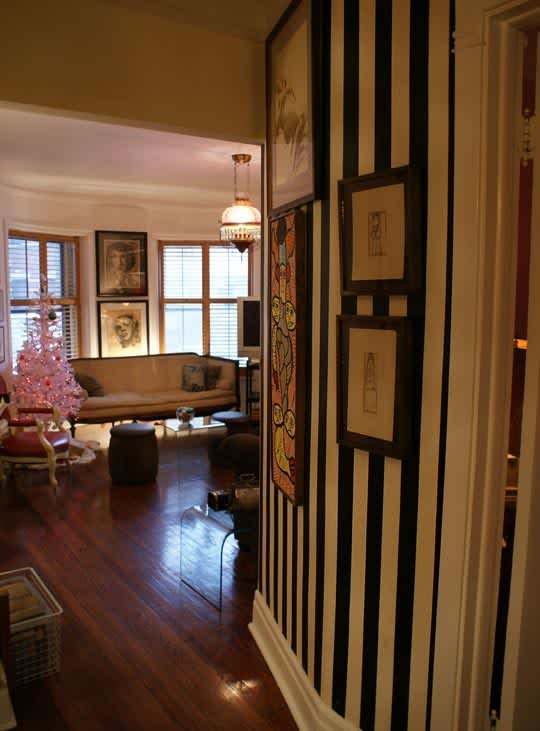 Sally's French-Glam Hyde Park Home: gallery slide thumbnail 15