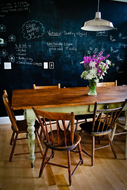 Farmhouse-Style Dining: gallery slide thumbnail 5