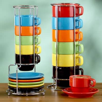 Colorful Kitchenware: gallery slide thumbnail 4
