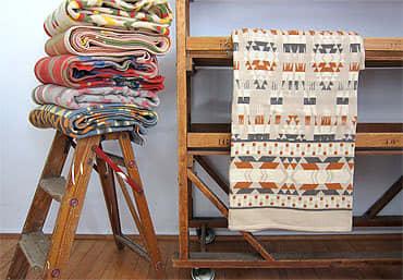5 Vintage or Antique Blankets: gallery slide thumbnail 1