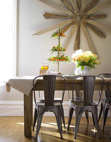 Design Inspiration: Beautifully Painted Dining Rooms: gallery slide thumbnail 6