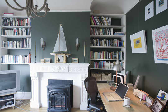 Finding A Space To Write In Your Home: gallery slide thumbnail 3