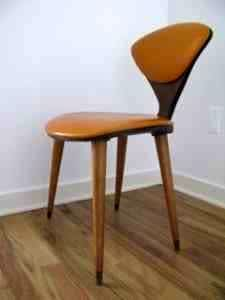 Heywood Wakefield Table and Chairs – $1400: gallery slide thumbnail 9