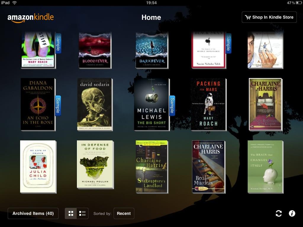 5 Reasons Why We Love eBooks: gallery slide thumbnail 1