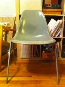 Heywood Wakefield Table and Chairs – $1400: gallery slide thumbnail 3