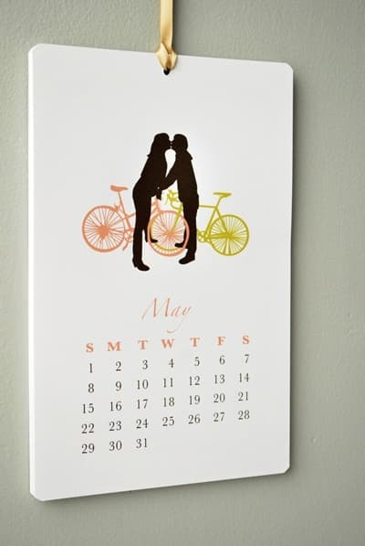 10 Calendars To Kick Off The New Year: gallery slide thumbnail 8