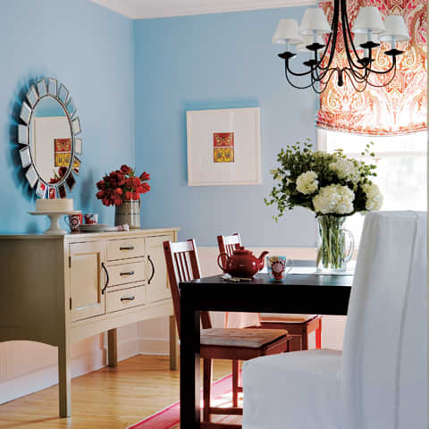 Design Inspiration: Beautifully Painted Dining Rooms: gallery slide thumbnail 10
