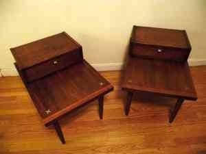 Heywood Wakefield Table and Chairs – $1400: gallery slide thumbnail 5