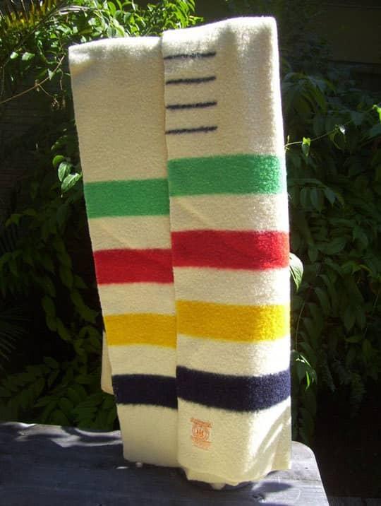 5 Vintage or Antique Blankets: gallery slide thumbnail 4