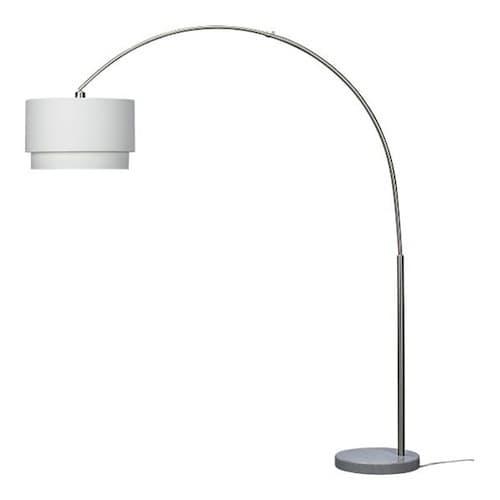 Crate & Barrel Meryl Floor Lamp – $200: gallery slide thumbnail 2