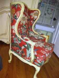 Quirky Bamboo Sofa and Chair – $400: gallery slide thumbnail 10