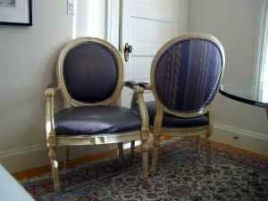 George Mulhauser Club Chair – $700: gallery image 2