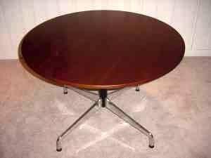 Thayer Coggin Chrome Chair – $500: gallery slide thumbnail 1