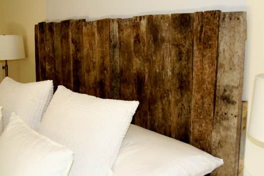 10 Headboards You Can Make for Under $50: gallery image 2