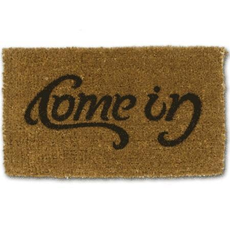 Modern Welcome Mats: gallery image 9